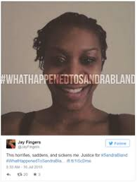 Sandra Bland's Death: Image Gallery | Know Your Meme via Relatably.com
