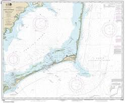 11555 Cape Hatteras Wimble Shoals To Ocracoke Inlet Nautical Chart