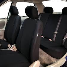 neoprene car van seat covers black for auto suv car van w black all weather