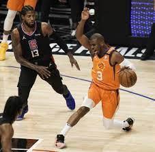 Suns bezwingen Clippers 130:103 und stehen in Finals - WELT