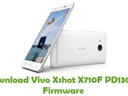 Vivo Xshot X710F PD1302F Firmware ...