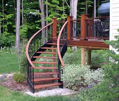 outdoor spiral stairs canada. curved stair outdoor spiral stairs canada