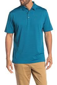 Callaway Golf Fine Line Stripe Polo Shirt Nordstrom Rack