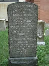 Rebecca Priscilla Barnett Jacobi (Unknown-1841) - Find A Grave Memorial