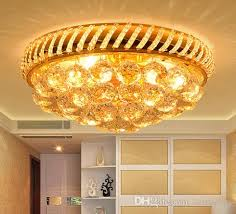 crystal chandelier parts crystal ceiling chandelier luxury european classic round led