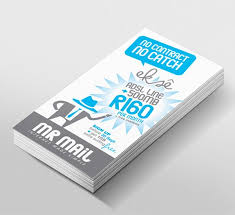 paper flyer dl flyer leaflets toucan print