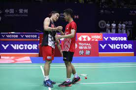 Anthony sinisuka ginting super speed, skill and smash copyright disclaimer under section 107 of before the yonex all england 2020, we spoke to anthony ginting. Momogi Moment Created Kento Momota Reveals His Relationship With Anthony Ginting