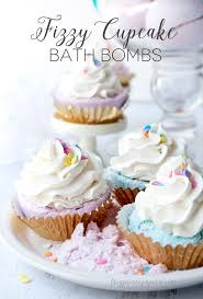 Fizzy Cupcake Bath Bombs Tgif This Grandma Is Fun