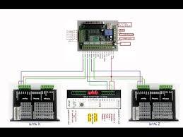vote no on tb6600 stepper motor driver board populardiy com cnc breakout board interface step motor driver การต่อสาย