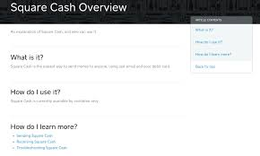 square cash will let you send money to your friends by email  screenshot 5 20 13 12 15 pm