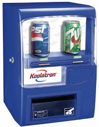 Own Your Own Vending Machine Fascinating Koolatron Your Own Personal Vending Machine The Red Ferret Journal