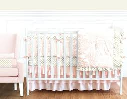 you are my sunshine baby bedding blush pink gold and white baby bedding girls crib set