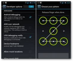Forgot Pattern Lock Android