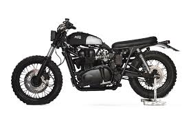 triumph scrambler by anvil motociclette