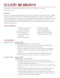 Manager Resume Sample Example Nardellidesign Com Examples Pdflia