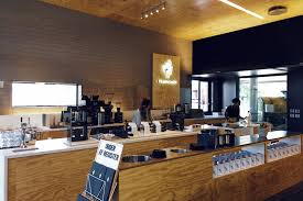coffee bar. Provision Coffee Bar