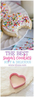 soft sugar cookie recipe. Simple Cookie Our ALLTIME FAVORITE SUGAR COOKIE RECIPE They Are Always So Soft And Throughout Soft Sugar Cookie Recipe D