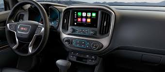 2018 gmc midsize truck. perfect 2018 interior image of the 2018 gmc canyon small pickup truck for gmc midsize truck