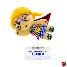 <b>Harajuku Lovers Super G</b> Eau De Toilette Spray (Limited Edition ...
