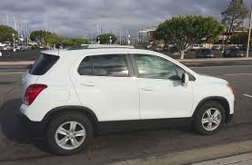 Tiny Righteousness: 2015 Chevrolet Trax [First Driving Impressions ...