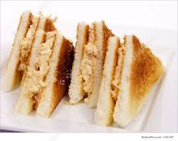 Picture Of Tuna Sandwich