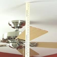 ceiling fan wobble we show you how to adjust and balance your ceiling fan blades to