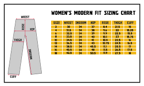 41 Hand Picked Girls Jeans Size Chart Conversion