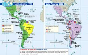 Latin america independence movements
