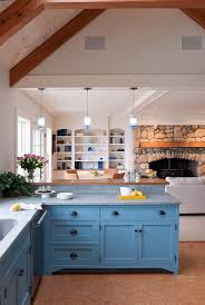 Whether your style is vintage, shabby chic, bright and colorful, or modern, these ideas will help give your kitchen a pop of personality! Martha S Vineyard Beach Cottage Beach Style Kitchen Boston By Elizabeth Swartz Interiors Houzz
