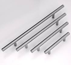 96mm furniture 304 stainless steel handle cabinet pulls kitchen in rh vsvinyl com stainless steel cabinet door pulls with studs stainless steel entry doors