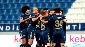 Kasımpaşa 0-3 Fenerbahçe - Fenerbahçe Spor Kulübü
