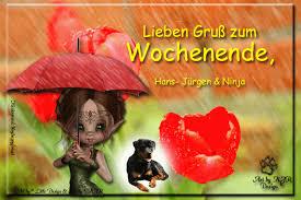 Schönes Wochenende Und Liebe Grüße Gif Ribhot V2