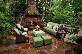 18 charming traditional patio designs