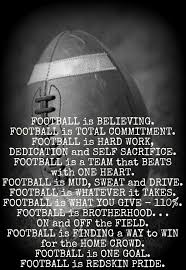 Motivational Football Quotes 44 Inspiration Inspirational Football Poems