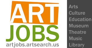 Art Jobs Arts Culture And Education Jobs Artsearch 2019