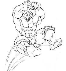 Παίξτε hulk coloring δωρεάν και διασκεδάστε! Coloring Pages Of Hulk Coloring Home
