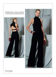 Jumpsuit Pattern Vogue