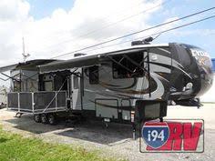 new 2016 heartland cyclone 4200 toy hauler fifth wheel rv
