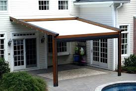 popular canvas patio covers ideas