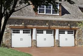carriage house garage doorsGarage Door Installation Insulated Carriage House  Wooden