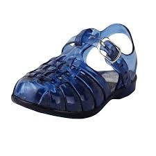 baby boy shoe size 3 stepping stones boys fisherman jelly sandals closed toe boys blue