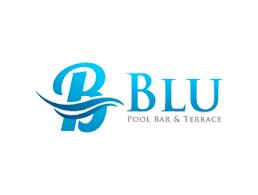 pool logo ideas. Unique Pool Blu Pool Bar U0026 Terrace Logo Design Concepts 64 In Logo Ideas Y