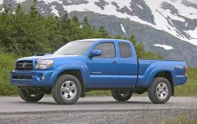 Used 2005 Toyota Tacoma Access Cab Pricing - For Sale | Edmunds