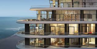 Glazed Exterior Walls Interior Design Ideas - Exterior walls
