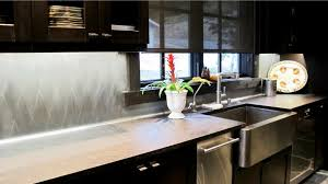 metal refurbished backsplash solid surface countertops quartz large custom trim work millwork window with stainless steel