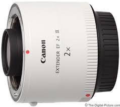 Canon Camera Lens Compatibility Chart Canon Ef 2x Iii Extender Review