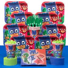 Pj Mask Party Decorations PJ Masks Birthday Party Ideas 25
