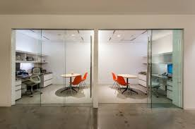 elegant glass office door and commercial glass walls and doors projects klein usa