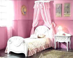 Queen Size Canopy Bed Curtains Full Of Bedroom Cover 4 King With ...