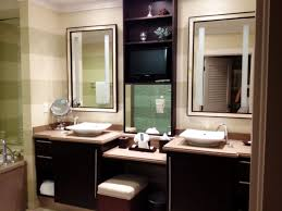 bathroomsurprising home office desk. Great Bathroom Vanity With Makeup Table Of Modern Vanities On Custom Bathroomsurprising Home Office Desk